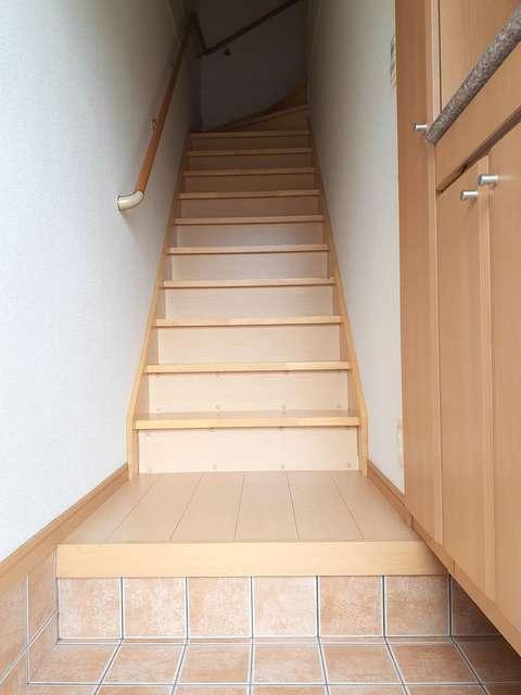 ラヴィアンローズ 02030号室の洗面所