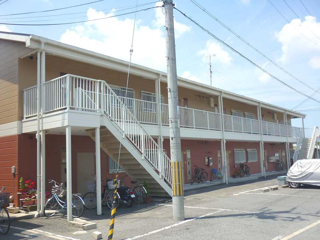 サンメゾン(Ⅱ) 02030号室の外観
