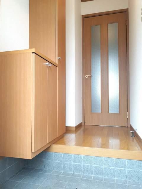 オーベルジュ・ド・ラフィーネ 01030号室の玄関