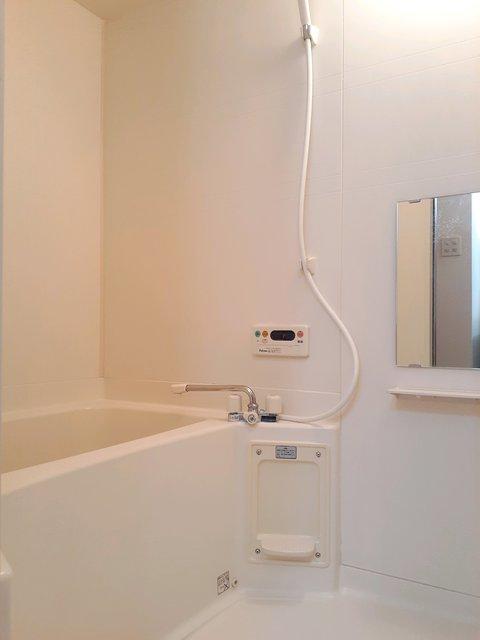 オーベルジュ・ド・ラフィーネ 01030号室の洗面所