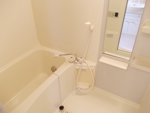 ヴィラ・ルミエールⅡ 02010号室の風呂
