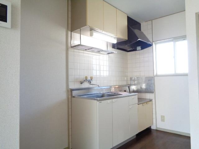 シティハイツ上寿後 02030号室のキッチン