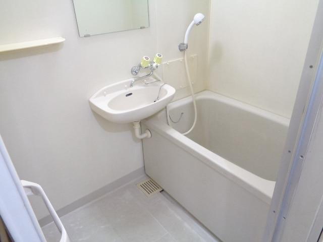シティハイツ上寿後 02030号室の風呂