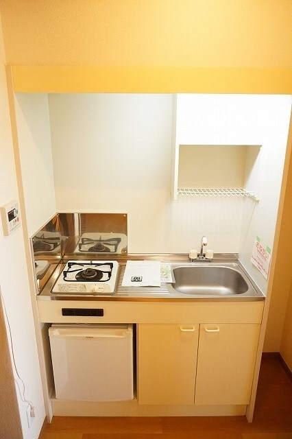 マーヴェラス太田 02040号室のキッチン