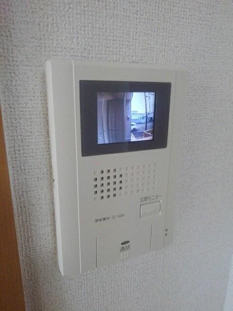 マーブルコート 01020号室のセキュリティ