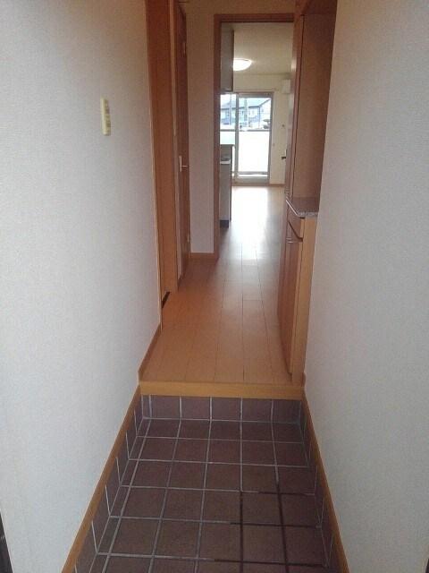 マーブルコート 01020号室の玄関