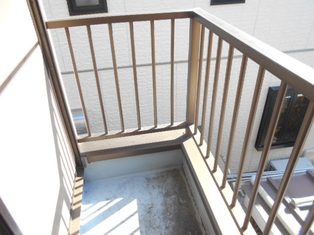 カナコーハイム 205号室の洗面所