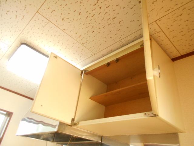 カナコーハイム 205号室のキッチン