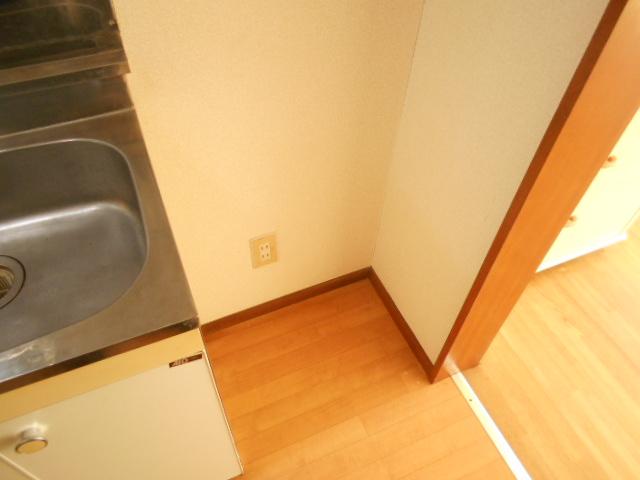 カナコーハイム 205号室の玄関