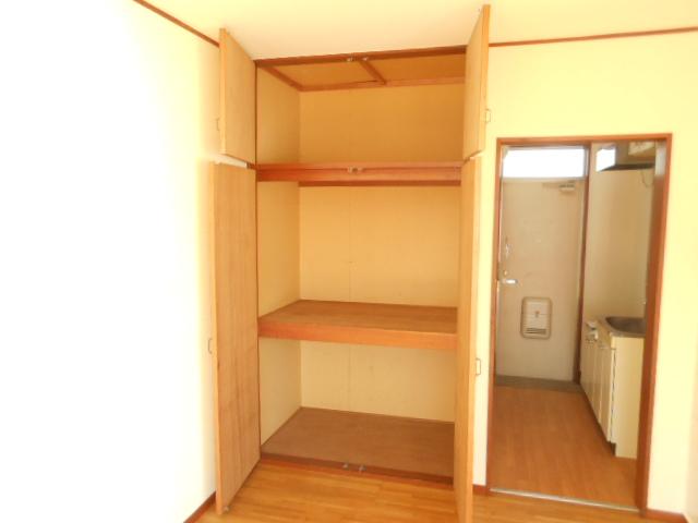 カナコーハイム 205号室の風呂