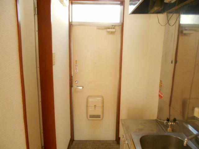 カナコーハイム 205号室のトイレ