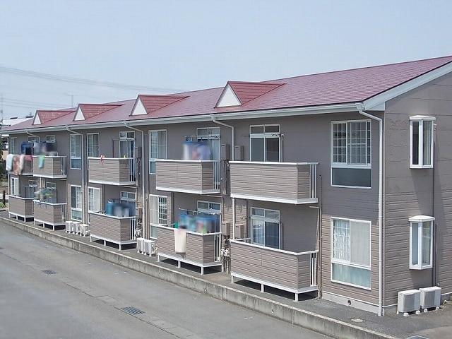 カーム横山外観写真