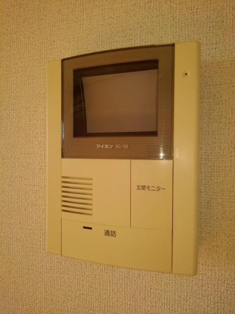 ブルック メゾンC 02030号室のセキュリティ