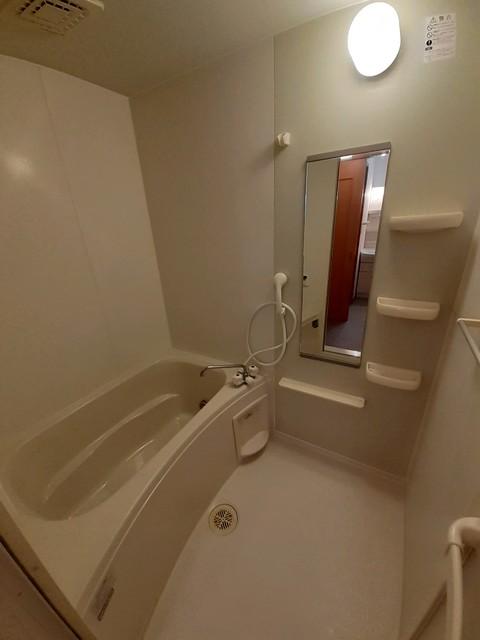 フォレスタ ロヴィーネ 1 01040号室の風呂