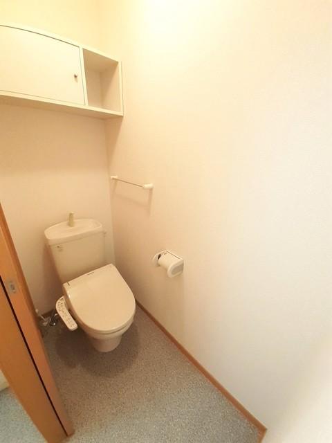 フォレスタ ロヴィーネ 1 01040号室のトイレ