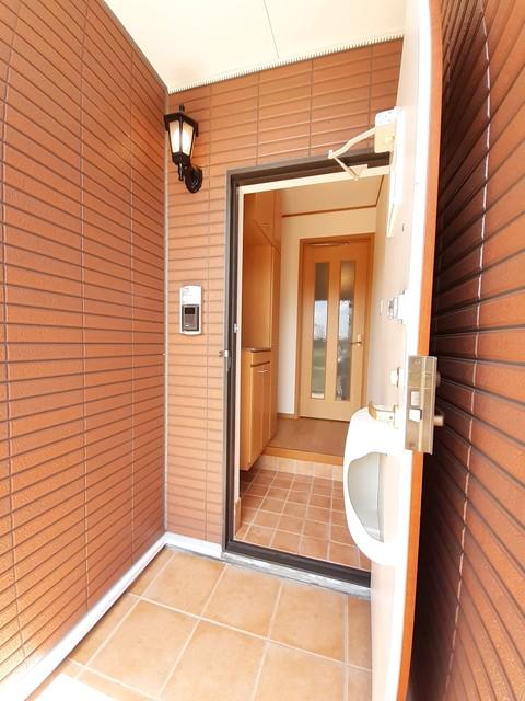 フォレスタ ロヴィーネ 1 01040号室の玄関