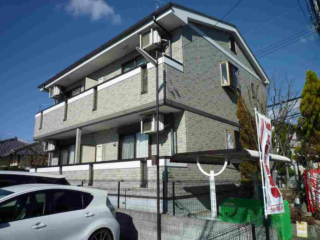 COMODO藤城C 02020号室の外観