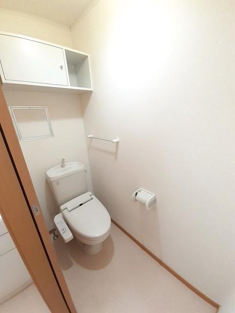 ソレアード・S 02020号室のリビング