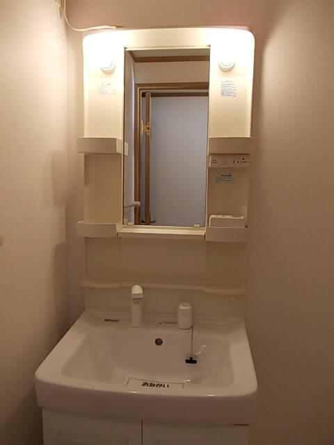 アンシャンテ 02030号室の洗面所