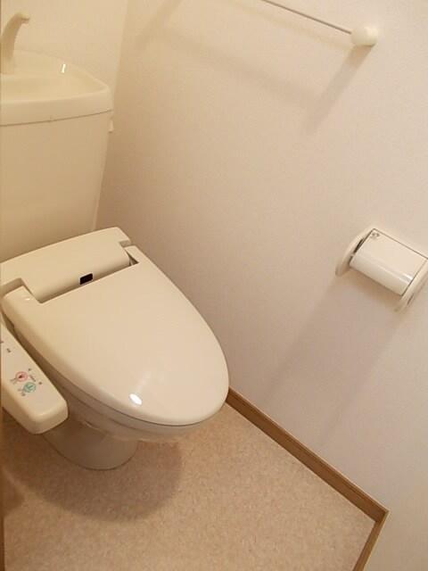 アンシャンテ 02030号室のトイレ