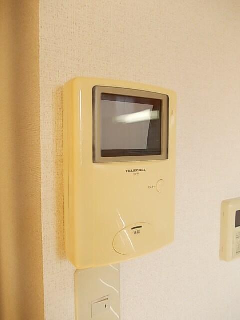 アンシャンテ 02030号室のセキュリティ