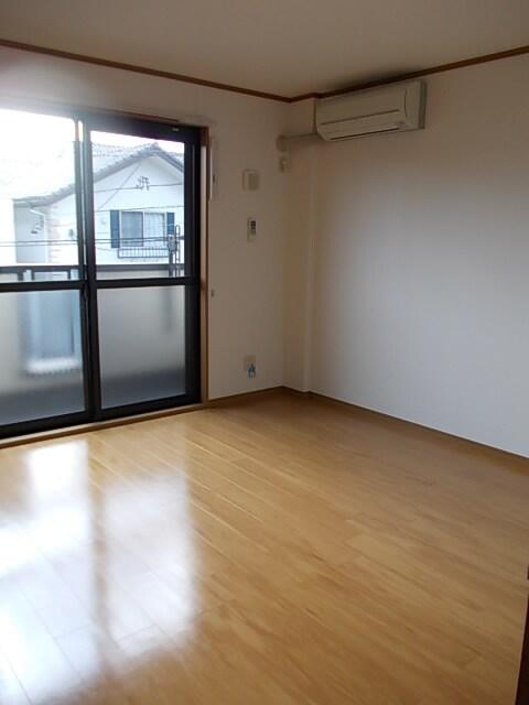 アンシャンテ 02030号室のリビング