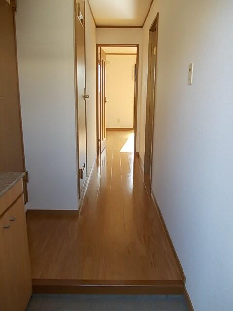 アンシャンテ 02030号室の玄関