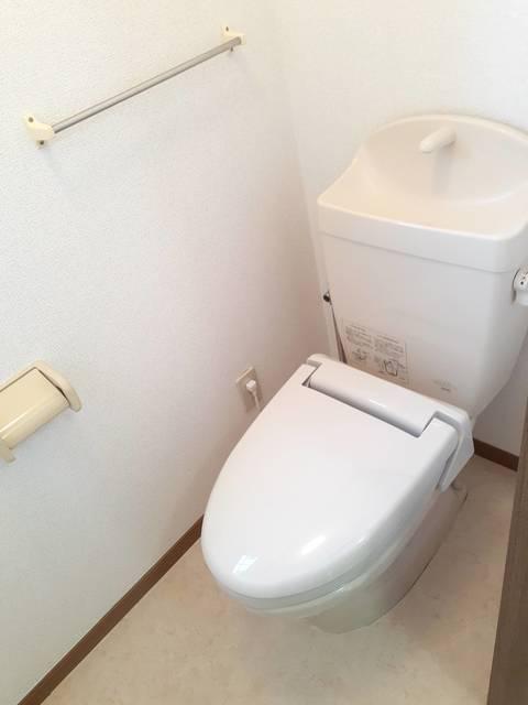 ウ゛ィオラ・トリコロル 01030号室のトイレ