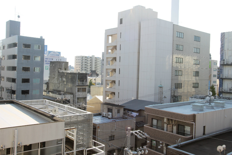 アートフォルム元城 1102号室の景色