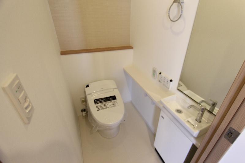 アートフォルム元城 1102号室のトイレ