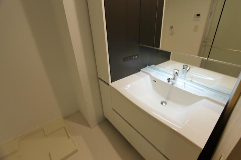 アートフォルム元城 1102号室の洗面所