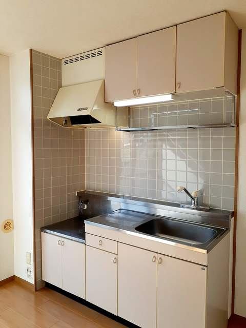 サンシティー75Ⅱ 01040号室のキッチン