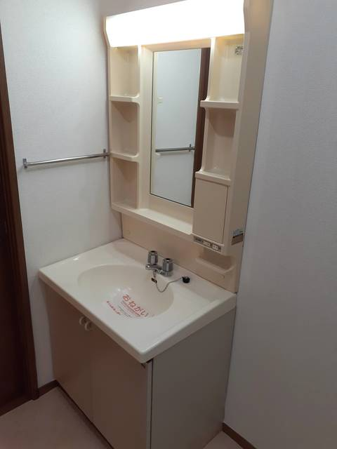 サンシティー75Ⅱ 01040号室の洗面所