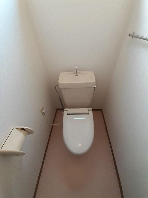 サンシティー75Ⅱ 01040号室のトイレ