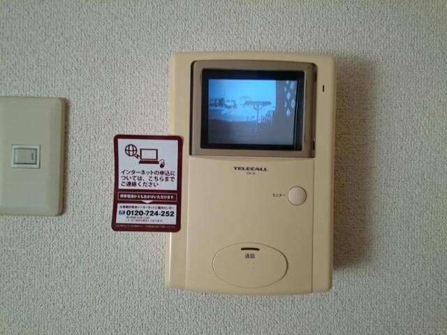 デュオハイツ 02020号室のセキュリティ