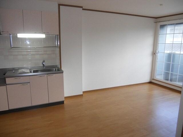 デュオハイツ 02020号室のキッチン