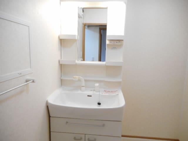 ジュネスⅡ 02040号室の洗面所