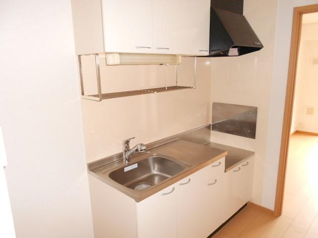 サンパレス21 C 02040号室のキッチン