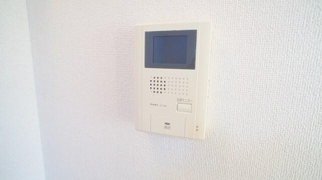 グリーンパークヒルズB 02030号室のセキュリティ