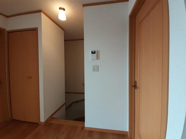ウイングバードB 02020号室のセキュリティ