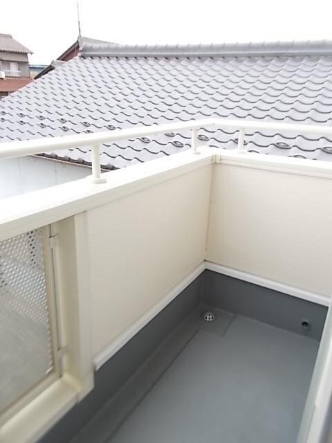 サニーフィールドの洗面所