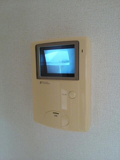 エヴァーグリーン ハイツ 02030号室のセキュリティ