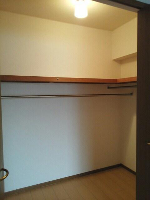 エヴァーグリーン ハイツ 02030号室の収納