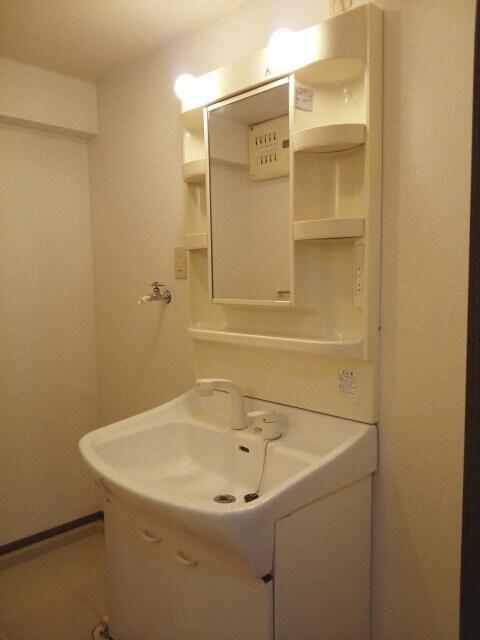 エヴァーグリーン ハイツ 02030号室の洗面所