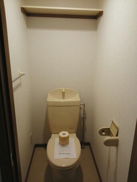 エヴァーグリーン ハイツ 02030号室のトイレ