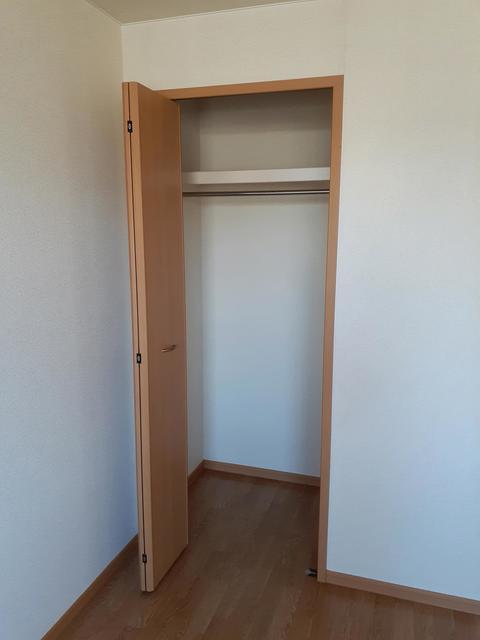 プラシードB 01010号室の収納