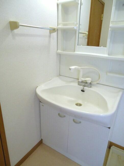 クレストール保美 01010号室の風呂