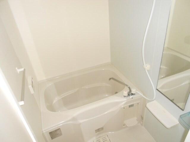 エバーグリーン B 01010号室の風呂