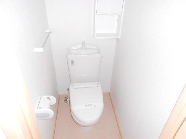 エバーグリーン B 01010号室の洗面所