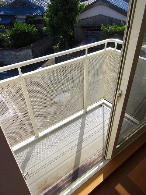 ルーナ・ピエーナ 02030号室のバルコニー